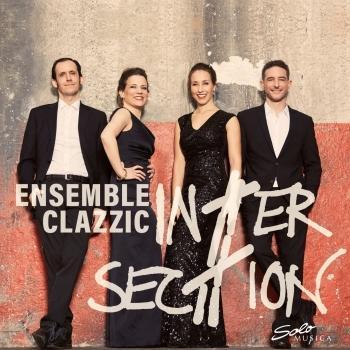 Cover Intersec#Ion - Classic Meets Jazz