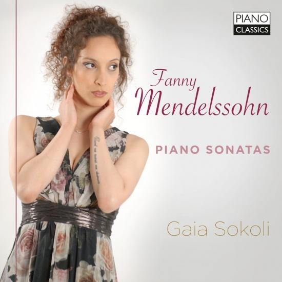 Cover Fanny Mendelssohn: Piano Sonatas