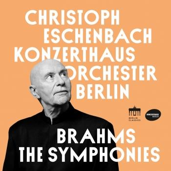 Cover Brahms: The Symphonies