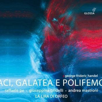 Cover Aci, Galatea e Polifemo, HWV 72 (Reconstr. R. Pe & F. Longo)