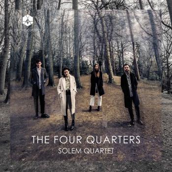 Cover The Four Quarters