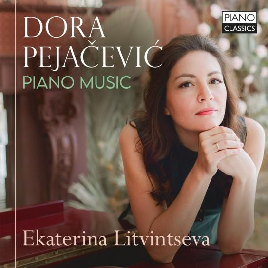 Cover Pejačević: Piano Music