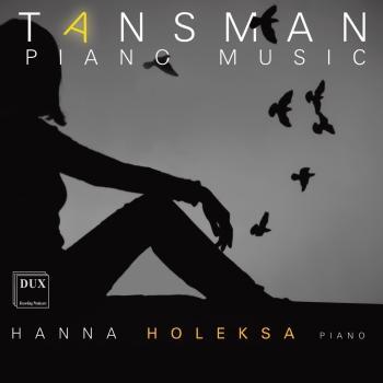 Cover Tansman: Piano Music