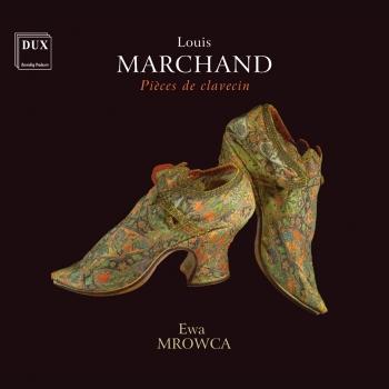 Cover Marchand: Pièces de clavecin