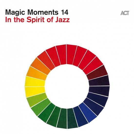Cover Magic Moments 14