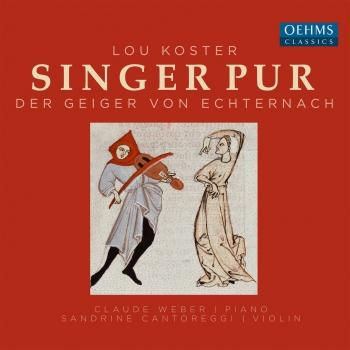 Cover Koster: Der Geiger von Echternach