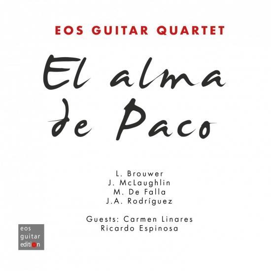 Cover El Alma de Paco