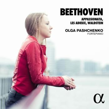 Cover Beethoven: Appassionata, Les adieux & Waldstein