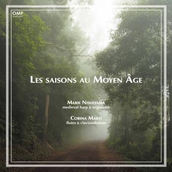 Cover Les saisons au moyen âge