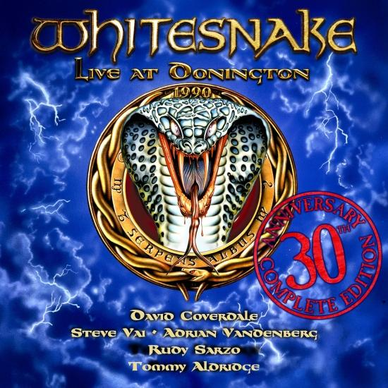Cover Live at Donington 1990 (30th Anniversary Complete Edition; 2019 Remaster)