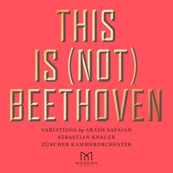 Cover This Is (Not) Beethoven