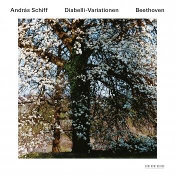 Cover Ludwig van Beethoven: Diabelli-Variationen