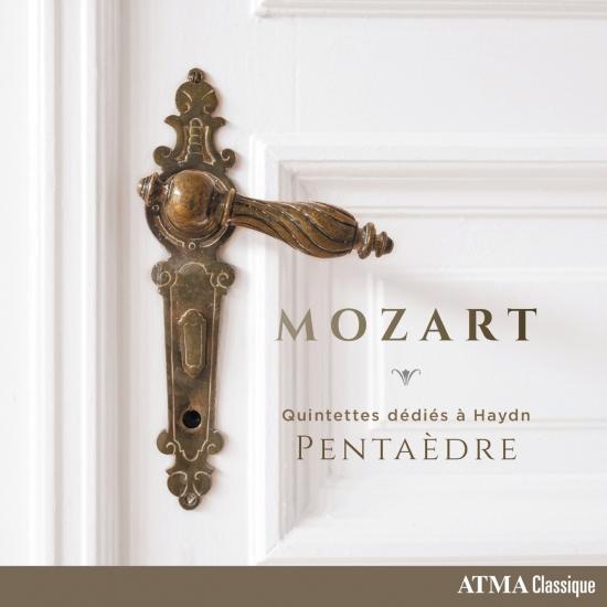Cover Quintettes dédiés à Haydn