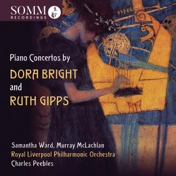 Cover Bright & Gipps: Works for Piano & Orchestra