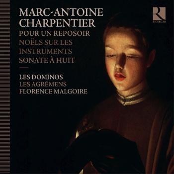 Cover Charpentier - Pour un reposoir, Noels sur les instruments - Sonate à huit