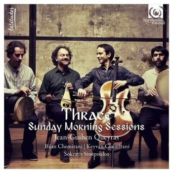 Cover Thrace (Sunday morning Sessions)
