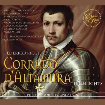 Cover Ricci: Corrado d'Altamura (Remastered)