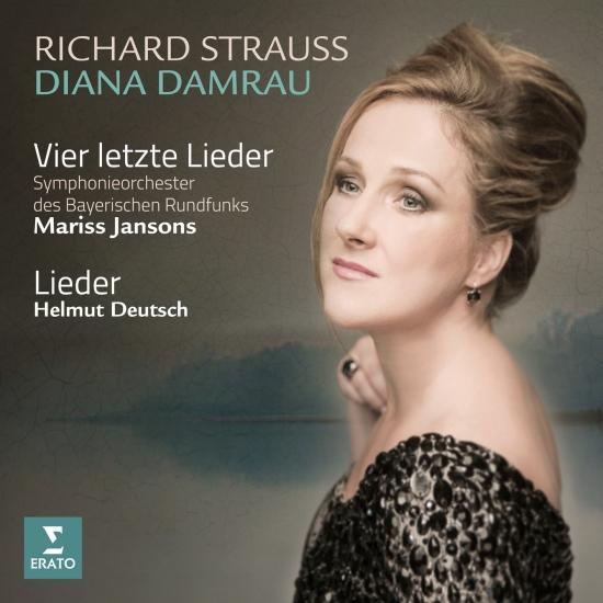 Cover Richard Strauss: Lieder