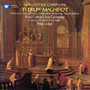 Cover Charpentier: Te Deum, H. 146 & Magnificat, H. 74 (Remastered)