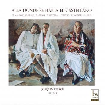 Cover Allá donde se habla el castellano
