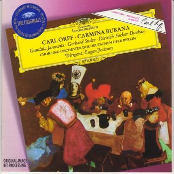 Cover Orff: Carmina Burana