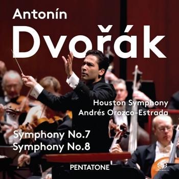 Cover Dvorák: Symphonies Nos. 7 & 8