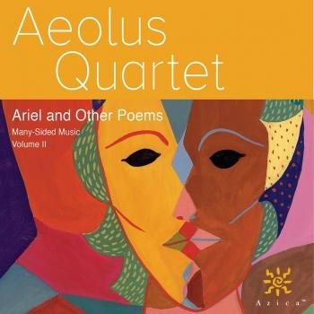 Cover Many-Sided Music, Vol. 2: Ariel & Other Poems