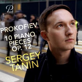 Cover Prokofiev: 10 Piano Pieces Op. 12