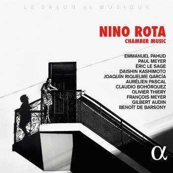 Cover Nino Rota: Chamber Music