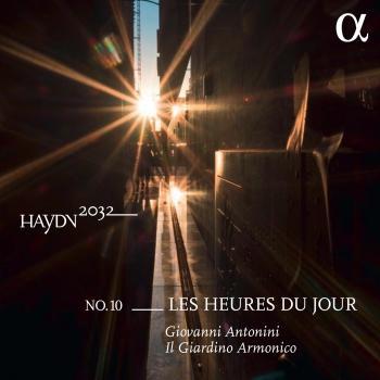 Cover Haydn 2032, Vol. 10: Les heures du jour