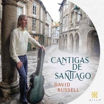 Cover Cantigas de Santiago