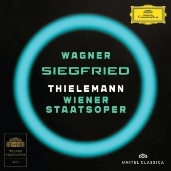 Cover Wagner: Der Ring des Nibelungen - Siegfried (Live)