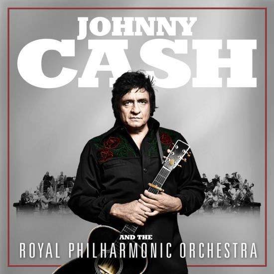 Cover Johnny Cash and The Royal Philharmonic Orchestra