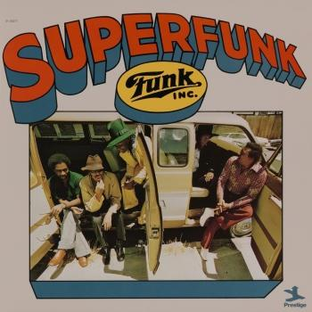 Cover Superfunk (Remastered)