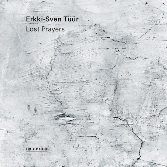 Cover Erkki-Sven Tüür: Lost Prayers