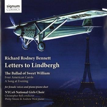 Cover Bennett: Letters to Lindbergh