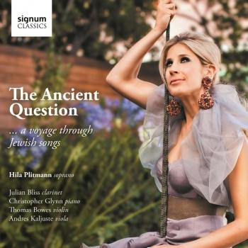 Cover The Ancient Question (a voyage through Jewish songs)