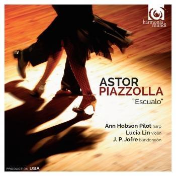 Cover Astor Piazzolla: Escualo