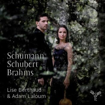 Cover Schumann - Schubert - Brahms