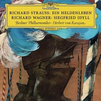 Cover Strauss, R.: Ein Heldenleben, Op. 40, TrV 190 / Wagner: Siegfried-Idyll, WWV 103 (Remaster)