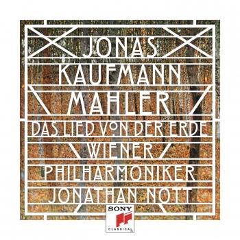 Cover Mahler: Das Lied von der Erde