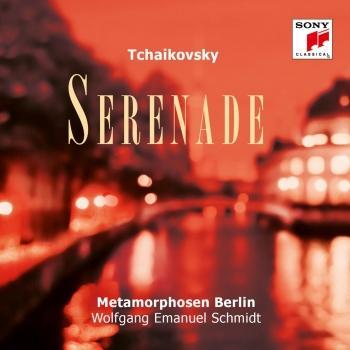 Cover Tchaikovsky: Serenade