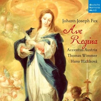 Cover Johann Joseph Fux: Ave Regina