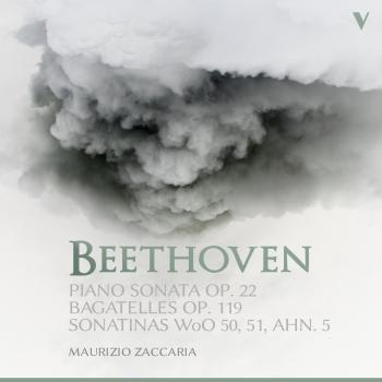 Cover Beethoven: Works for Piano