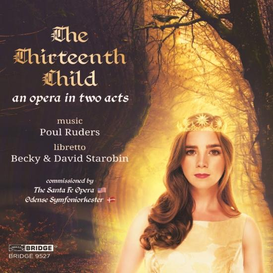 Cover Poul Ruders: The Thirteenth Child