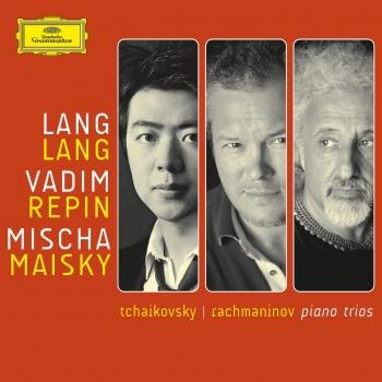 Cover Tchaikovsky / Rachmaninov: Trios