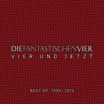 Cover Vier und Jetzt (Best of 1990 - 2015)