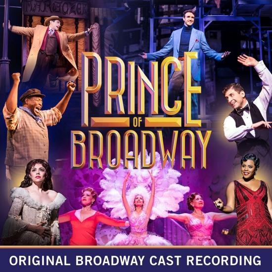 Cover Prince of Broadway (Original Broadway Cast Recording)