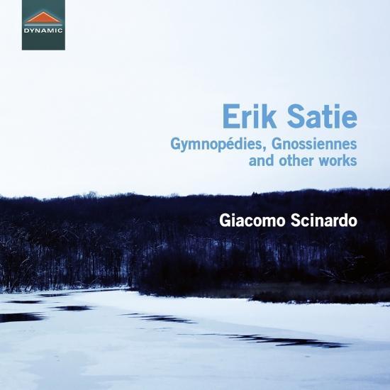 Cover Satie: Gymnopédies, Gnossiennes & Other Works