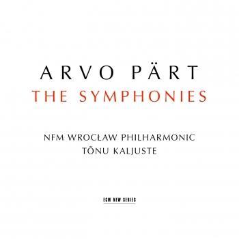 Cover Arvo Pärt: The Symphonies